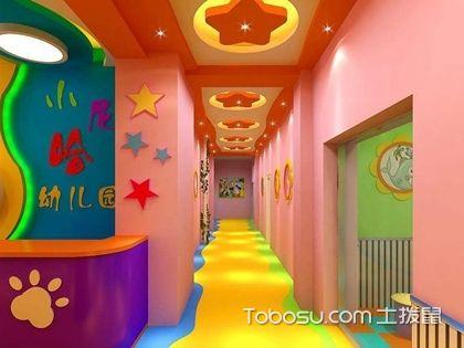 幼儿园装修设计怎样才能更吸引,这样的幼儿园装修更好