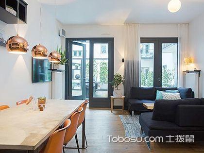 徐州95平米简欧时尚装修案例,打造舒适安逸的三口之家