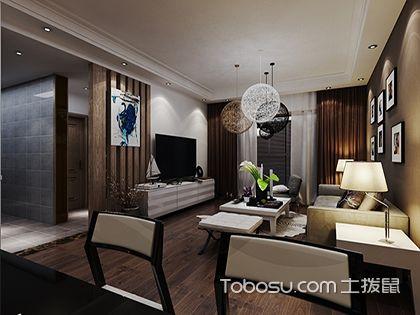 贵阳90平米两室一厅装修费用,如何用最少做到最大