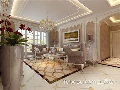 客厅瓷砖造型如何设计?客厅瓷砖选购要点有哪些?