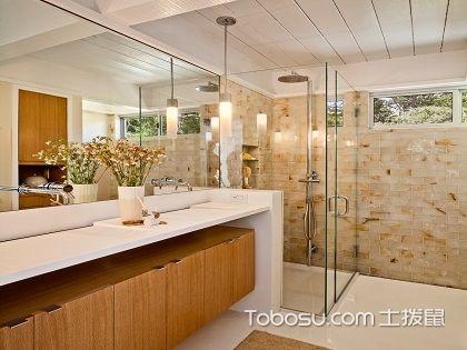 洗手间装修效果图,轻松玩转洗手间装修风格