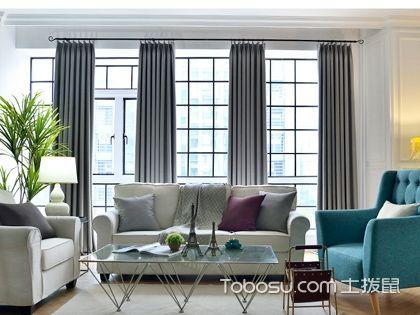 窗帘杆有哪几种,要怎么选择窗帘杆