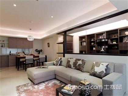 重慶小戶型公寓裝修如何省錢,75平米裝修省錢攻略