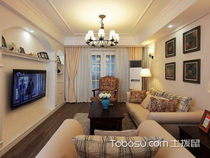 南昌105平米三室一厅现代设计案例,温暖与时尚并存