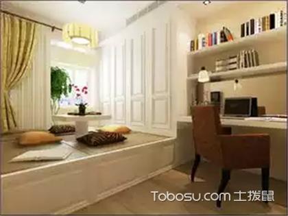 卧室榻榻米装修效果图,卧室榻榻米装修你想怎样装修呢?