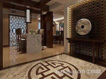 中式风格装修地面装饰材料分析,让生活品质更有保障