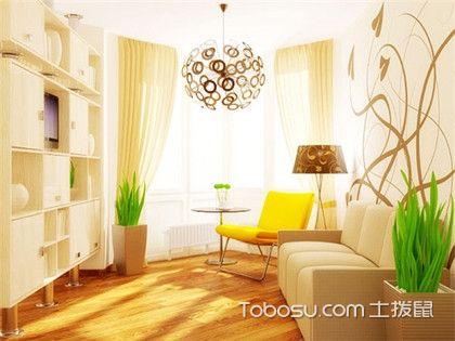 小客厅怎么布置好看?四大小户型客厅装修技巧介绍