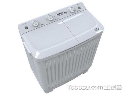 双桶洗衣机装配图解名堂多,细解双桶洗衣机见真知