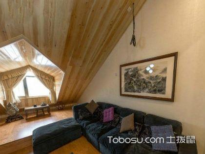 斜顶阁楼装修布置原则,如何装修布置斜顶阁楼