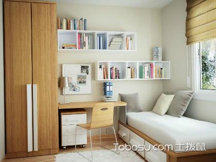 74平米小户型卧室怎么布置好看?快来学卧室最佳布置方案