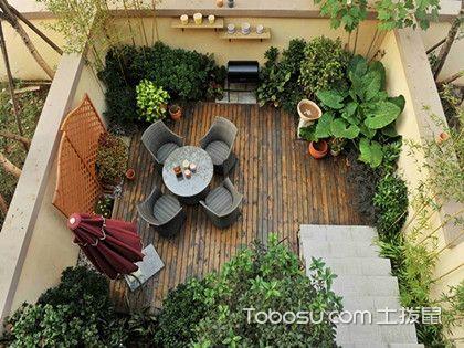 小花园设计效果图,生活中需要一个美丽的小花园