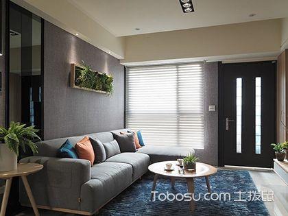 杭州小户型66平单身公寓简约装修图,简约环境中处处是惊喜