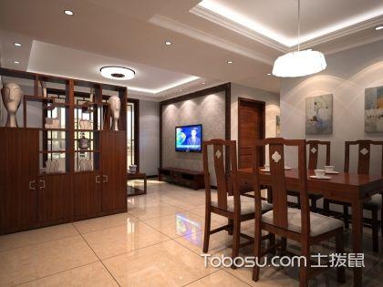 简约中式装修效果图欣赏,解读中式家居装修技巧