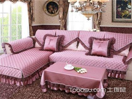 沙发套材料哪种好?让客厅家装有不一样的风味