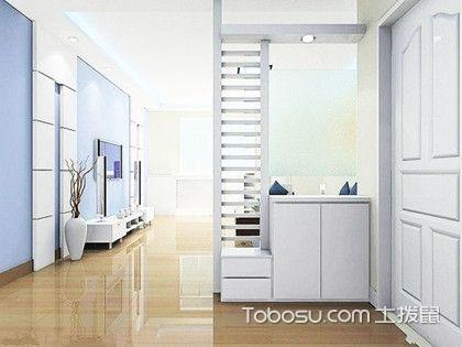 2017客厅玄关隔断装修设计图,4款创意满满的客厅玄关隔断