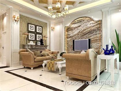 大户型客厅地砖拼花装修流程,地砖铺贴前一定要看