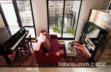 上海40平米现代简约loft公寓装修效果图,现代loft装修