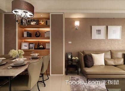 2017年大户型客厅壁灯装修效果图,客厅壁灯装饰赏析