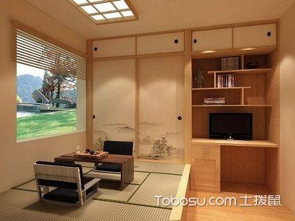 日式榻榻米书房装修设计,既实用又漂亮