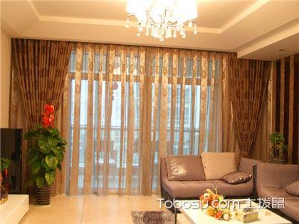 客厅连阳台窗帘效果图,再也不用担心选不到适合的窗帘了!