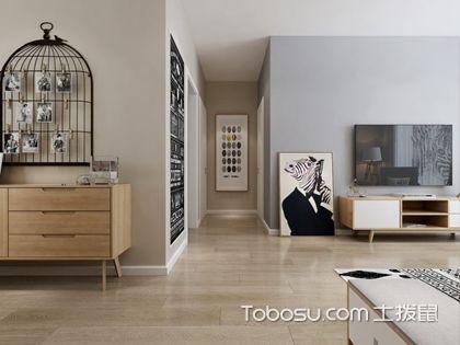 三室两厅两卫户型图值得赏析,因为是四口之家的首选