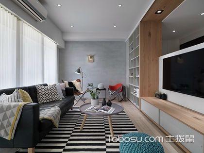 三室二厅装修不担心,好设计将三室两厅装修为经典