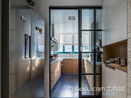 安装厨房推拉门哪种材质好?厨房推拉门选购技巧