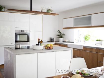 厨房岛台应该如何设计?这样做就能拥有美美的岛台了