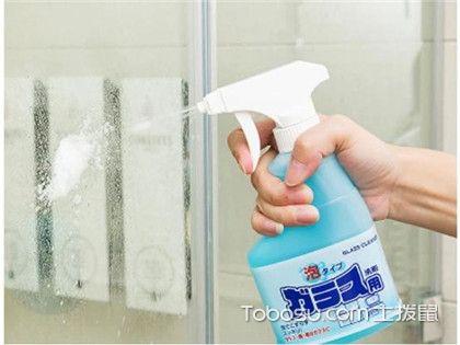 淋浴房玻璃水垢如何清除?這些便宜又好用的辦法告訴你