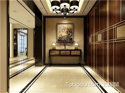 进门玄关装修效果图,带您感受美观又实用的玄关装修!