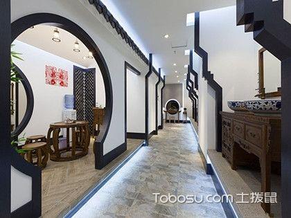 室內拱形門效果圖,美麗與好看就差一扇門