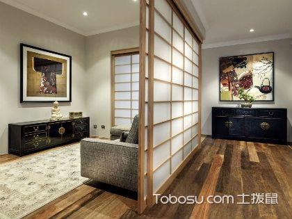 日式风格软装设计原则,打造一个空寂的日式家