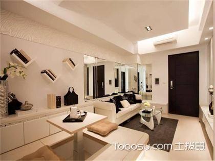 徐州60平米小户型公寓装修流程,教你小户型公寓装修