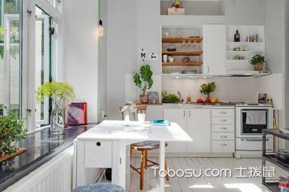 最新小户型厨房墙面收纳图片,厨房装修设计