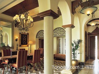 房子地中海裝修風格特點,真正的地中海裝修風格沒有那么藍