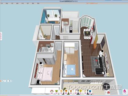 房屋裝修設計軟件有哪些?或許你可以試試這些