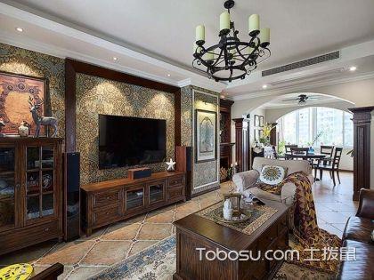特点鲜明的客厅装修图,让你的客厅装修更加出彩