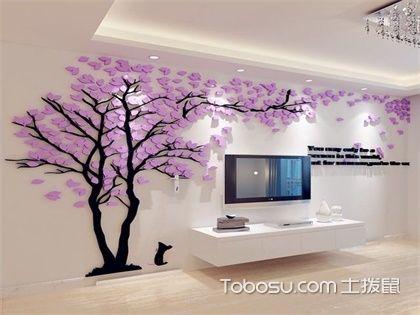 欣赏电视背景墙装修效果图,品味不同风格