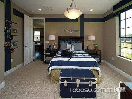 如何装修出如房间设计图一般的卧室?看这里你就知道了!