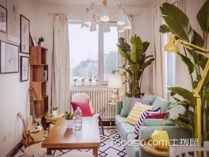 谁说出租房只能凑合住,几招教你装修出一个温馨的出租房