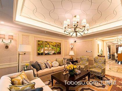 新古典风格软装搭配设计原则介绍,让家随时随地的美