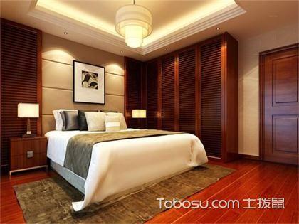 中式风格卧室门装修风水与禁忌,卧室装修风水与禁忌