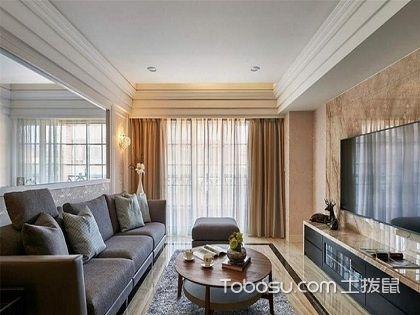 古典家居装修设计案例,让整个家都优雅起来!