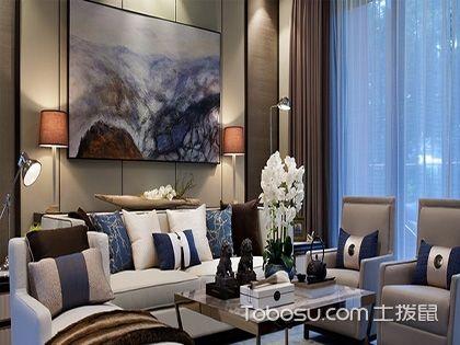 别墅客厅沙发背景墙风水禁忌,装修需谨慎