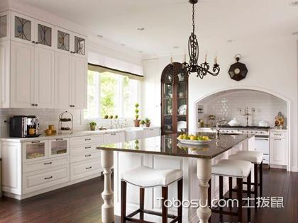 廚房裝修價格是多少?不同風格廚房裝修費用介紹