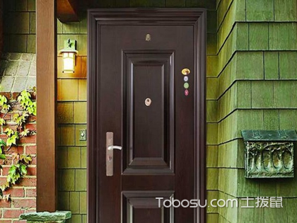 防盗门尺寸标准是多少?最完整防盗门尺寸标准介绍