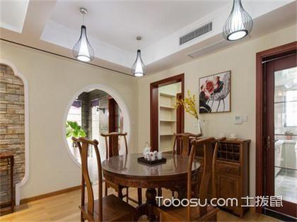 宁波房子装修中式风格预算,中式风格装修如何省钱