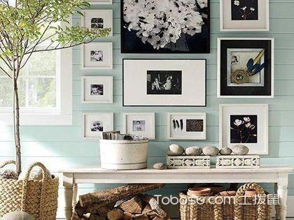房间照片墙设计,如何设计出时尚的照片墙