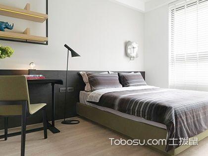 超实用卧室墙面装修攻略,卧室墙颜色搭配技巧