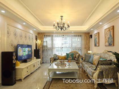 杭州房子装修欧式风格预算,这样的欧式装修最省钱